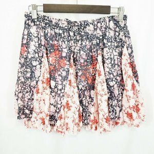 Raga Mini Floral Peasant Skirt
